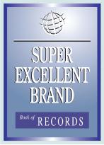 SUPER EXCELLENT BRAND AWARD (SEBA)