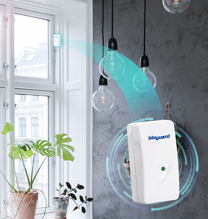 Easy Installation with Wireless Solution*
